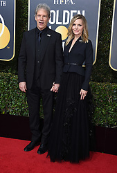 Kit Harington at the 75th Annual Golden Globe Awards held at the Beverly Hilton Hotel on January 7, 2018 in Beverly Hills, CA ©Tammie Arroyo-GG18/AFF-USA.com. 07 Jan 2018 Pictured: David E. Kelley and Michelle Pfeiffer. Photo credit: MEGA TheMegaAgency.com +1 888 505 6342