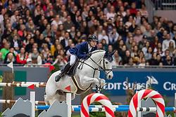 Balsinger Bryan, SUI, Clouzot de Lassus<br /> CHI Genève 2019<br /> © Hippo Foto - Dirk Caremans<br />  15/12/2019