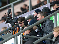 Falkirk tv. Falkirk 1 v 2 Hibernian, Scottish Championship game played 31/12/2016 at The Falkirk Stadium .