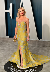 Kate Hudson attending the Vanity Fair Oscar Party held at the Wallis Annenberg Center for the Performing Arts in Beverly Hills, Los Angeles, California, USA.
