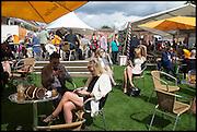 L TO R. NAOMI FOX; ANNA MCMILLAN; SHANNON MOONEY , Ebor Festival, York Races, 20 August 2014
