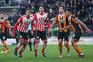 Hull City v Southampton 061116
