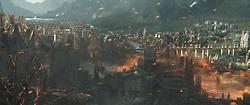 Marvel Studios' THOR: RAGNAROK<br /> <br /> Asgard<br /> <br /> Ph: Teaser Film Frame<br /> <br /> ©Marvel Studios 2017