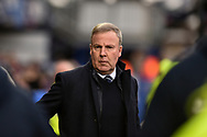 Portsmouth Manager, Kenny Jackett during the The FA Cup fourth round match between Portsmouth and Queens Park Rangers at Fratton Park, Portsmouth, England on 26 January 2019.