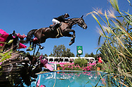 Ncioals Delmotte and Ilex VP during the Jumping International of Dinard on August 2 at 5, 2018 at Val Porée in Dinard, France - Photo Damien Kilani / DK Prod / ProSportsImages / DPPI