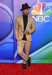 February 20, 2019 - Hollywood, California, U.S. - Ne-Yo on the carpet at the NBCUniversal Mid Season Press Junket at Universal Studios. (Credit Image: © Lisa O'Connor/ZUMA Wire)