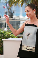 Elena Lyadova at the photo call for the film Leviathan at the 67th Cannes Film Festival, Friday 23rd May 2014, Cannes, France.