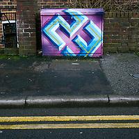 Brighton Graffiti & Street shots;<br /> 28th January 2017.<br /> <br /> © Pete Jones<br /> pete@pjproductions.co.uk