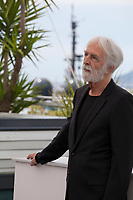 Director Michael Haneke at the Happy End film photo call at the 70th Cannes Film Festival Monday 22nd May 2017, Cannes, France. Photo credit: Doreen Kennedy