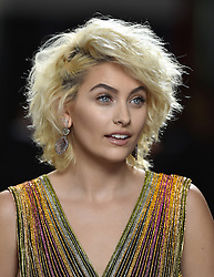 Celebrities arrive on the red carpet for the 59th Grammy Awards held at the Staples Centre in downtown Los Angeles, California. 12 Feb 2017 Pictured: Paris Jackson. Photo credit: Bauergriffin.com / MEGA TheMegaAgency.com +1 888 505 6342