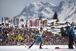 February 21, 2019 - Seefeld In Tirol, AUSTRIA - 190221 Barbara Jezersek of Australia competes in women's cross-country skiing sprint qualification during the FIS Nordic World Ski Championships on February 21, 2019 in Seefeld in Tirol..Photo: Joel Marklund / BILDBYRÃ…N / kod JM / 87879 (Credit Image: © Joel Marklund/Bildbyran via ZUMA Press)