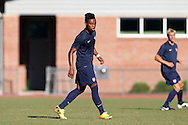 24 May 2014: USA Under-20's Kainoa Bailey. The Under-20 United States Men's National Team played a scrimmage against the Wilmington Hammerheads at Dail Soccer Field in Raleigh, North Carolina. Wilmington won the game 4-2.