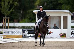 Boisselier Mathieu, CAN, J'Adoreina<br /> World Championship Young Horses Verden 2021<br /> © Hippo Foto - Dirk Caremans<br /> 27/08/2021