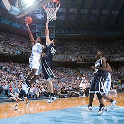 2004-12-28 Wilmington at North Carolina Tar Heels Basketball