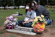 Lisa Wiley is a member of the Mother of an Angel Friendship Network. The grief support group helps mothers whose children have died. Lisa's daughter Alyssa Wiley died while attending Clovis East High School.