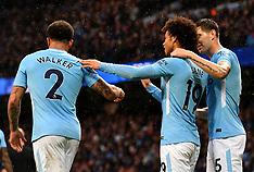 Manchester City v Burnley, 21 Oct 2017