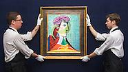 Sotheby's Art Sale 280116