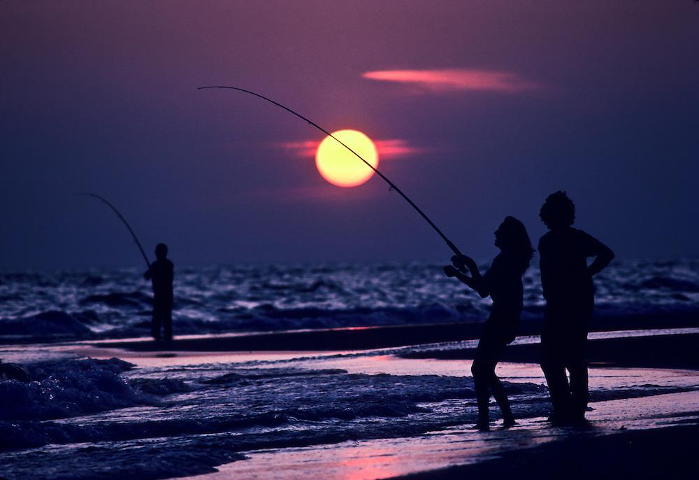 Massachusetts:  fishing in Cape Cod.