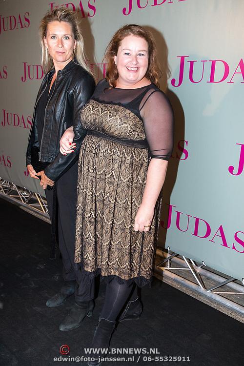 NLD/Amsterdam/20180920 - Premiere Judas, Eva van der Gucht
