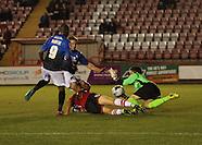 Exeter City v Bournemouth 120814