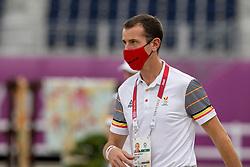 Wathelet Gregory, BEL<br /> Olympic Games Tokyo 2021<br /> © Hippo Foto - Dirk Caremans<br /> 07/08/2021