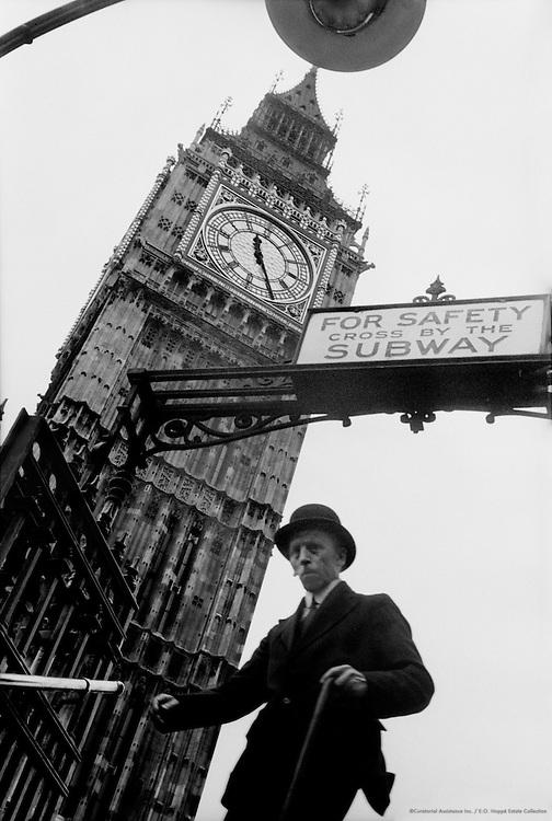 Westminster Underground, London, 1937