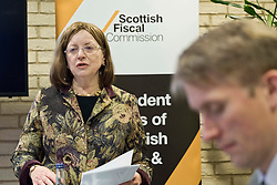 """Pictured:  Chair Dame Susan Rice DBE<br /> <br /> The Scottish Fiscal Commission says today that managing the Scottish public finances will be very difficult again in the coming financial year. Their latest economic and fiscal forecasts also show the effects of COVID will be felt for a long time.<br />  <br /> The Scottish Government is implementing public health measures to control COVID and at the same time introducing policies to reduce the ensuing economic harm to people and businesses. The funding available to the Scottish Government continues to change: additional COVID funding rose from £3.5 billion in April to £8.6 billion in December. It is now clear the pandemic will continue into the next financial year and  the UK Budget in March is likely to include additional UK spending on COVID. More funding later in the financial year remains a possibility.  Any further increases in UK Government spending on COVID in devolved areas, such as health, in 2021 will feed through to the Scottish Government.<br />  <br /> All of this makes it harder for the Scottish Government to balance its budget. Increases in funding are welcome and important, but the later they happen in the budget year, the harder it is for the Scottish Government to spend them effectively.<br />  <br /> The Commission forecasts the latest lockdown will reduce economic activity in the first quarter of 2021 by 5 per cent. The effect on GDP is expected to be less than in the first lockdown because more sectors of the economy, like construction and manufacturing, are staying open.<br />  <br /> The OBR's November 2020 forecasts were made before the current lockdown was announced and so took a more optimistic view of the UK economy than the Commission's forecasts for Scotland published today. As a result the criteria for a """"Scotland-specific economic shock"""" are met, giving the Scottish Government additional borrowing powers for the next three years.<br />  <br /> The Commission expects that as the vaccina"""