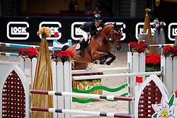 Bates Elizabeth, CAN, Carla Columna<br /> MEVISTO Amadeus Horse Indoor Salzburg<br /> © Hippo Foto - Stefan Lafrentz<br /> 11-12-2016