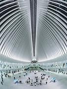 Oculus subway station, NYC