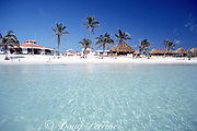 Hotel Club Akumal Caribe, Akumal, Yucatan Peninsula, Quinatana Roo, Mexico ( Caribbean Sea )