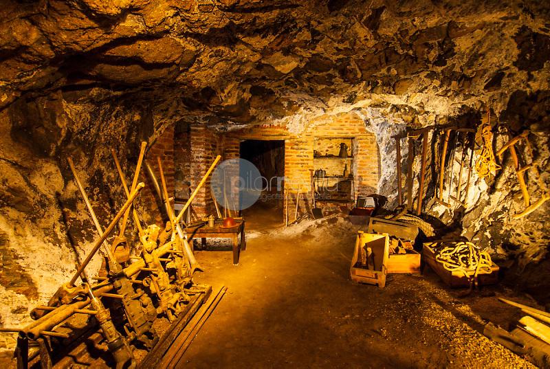Mina y Museo Minero.Almadén.Ciudad Real ©Antonio Real Hurtado / PILAR REVILLA