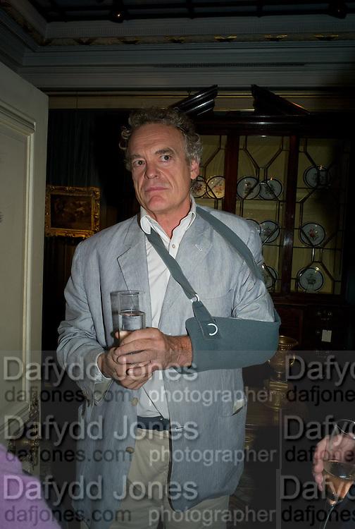 COMPTON MILLER, Book launch for ' The Fame Formula' by Mark Borkowski. Partridge Fine art. New Bond St. London. 11 September 2008 *** Local Caption *** -DO NOT ARCHIVE-© Copyright Photograph by Dafydd Jones. 248 Clapham Rd. London SW9 0PZ. Tel 0207 820 0771. www.dafjones.com.