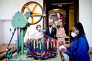 BERLIJN, 06-07-2021, Bondsraad/Bundesrat<br /> <br /> Koning Willem Alexander en Koningin Maxima tijdens het Staatsbezoek aan Duitsland. Het bezoek aan Berlijn vormt de afronding van een reeks deelstaatbezoeken die het Koninklijk Paar sinds 2013 aan Duitsland heeft gebracht. <br /> FOTO: Brunopress/POOL/Sem van der Wal<br /> <br /> King Willem Alexander and Queen Maxima during the state visit to Germany. The visit to Berlin concludes a series of state visits that the Royal Couple has made to Germany since 2013. Brunopress/POOL/Sem van der Wal<br /> <br /> Op de foto / On the photo: Bezoek aan de Bondsraad, toespraak van Z.M. de Koning ten overstaan van de ministers-presidenten van de Duitse deelstaten // Visit to the Federal Council, speech by H.M. the King to the Prime Ministers of the Germany