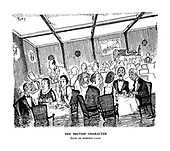 The British Character  -  Punch Cartoon Selection  -  See Galleries for Complete Set