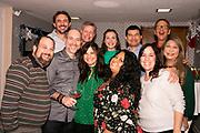 (First Row, L-R): Justin Nelson, Vinny, Jill, Rosa Sinegal, Rochelle Nelson, Maling Dorlandt, (2nd Row, L-R): Dustin Keen, Doug Leftin, Eliana Radparvar, Antonio Robles, and Stephan Dorlandt