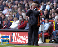 Photo: Olly Greenwood.<br />Charlton Athletic v Everton. The Barclays Premiership. 25/11/2006. New  Charlton manager Les Reed