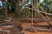 Mining in the Peruvian Amazon