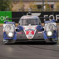 #2, Toyota TS040 Hybrid, Toyota Gazoo Racing, Mike Conway, Stephane Sarrazin, Alexander Wurz at Le Mans 24H, 2015