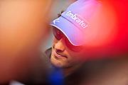 September 10-12, 2010: Italian Grand Prix. Bruno Senna
