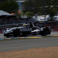 #0 Nissan Deltawing, Highcroft Racing, Drivers: Franchitti/Krumm/Motoyama, Le Mans 24H, 2012