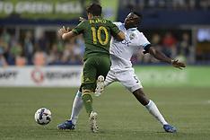 Portland Timbers vs Seattle Sounders - 27 Aug 2017