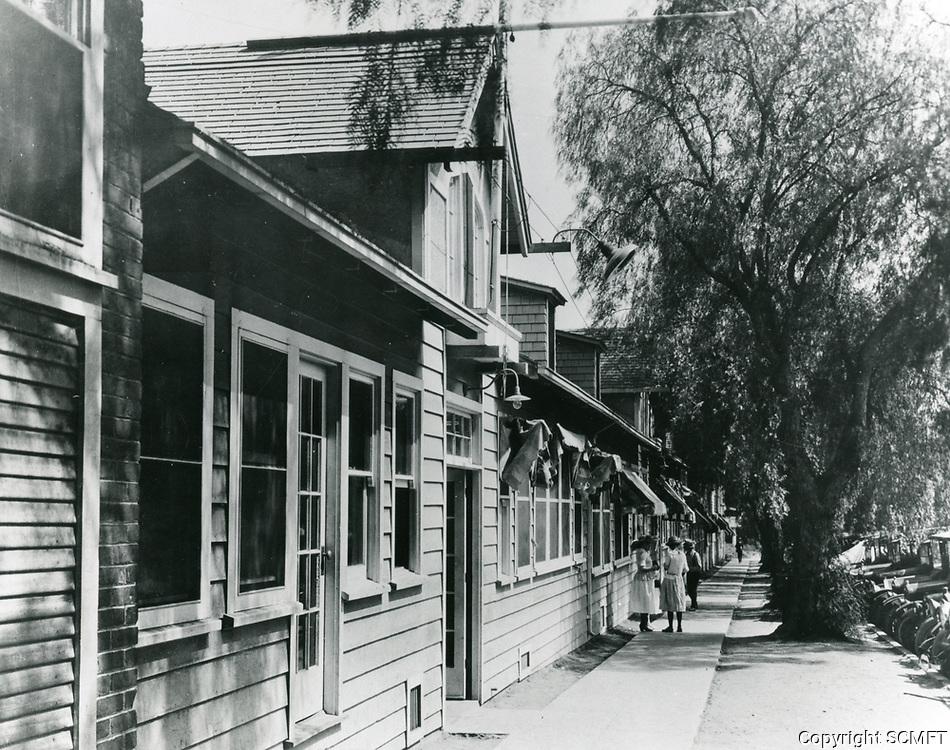 1923 Famous Players Lasky Studios