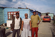 Family, Alexandria, South Africa, May 1995