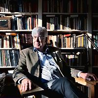 Nederland, Amsterdam , 22 november 2011..Oud-rechter Willem van Bennekom gaat met pensioen..Foto:Jean-Pierre Jans