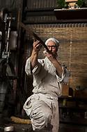 Yasha Yukawa, swordsmith in Hofu, Yamaguchi Prefekture, Japan<br /> Photographer: Christina Sjogren<br /> Copyright 2018, All Rights Reserved<br /> <br /> Yasha Yukawa, svärdsmed i Hofu, Yamaguchi Prefektur, Japan<br /> Fotograf: Christina Sjögren<br /> Copyright 2018, All Rights Reserved