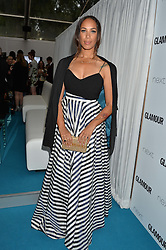 LEONA LEWIS at the Glamour Women of The Year Awards held in Berkeley Square, London on 2nd June 2015.