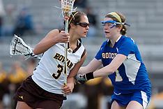 Rowan University Women's Lacrosse vs. Goucher College - 2 March 2011