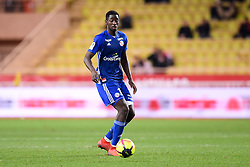 January 19, 2019 - Monaco, France - 18 IBRAHIMA SISSOKO  (Credit Image: © Panoramic via ZUMA Press)