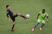 Apr 29, 2018-MLS-Seattle Sounders at Los Angeles FC