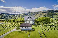Horg kirke er en korskirke fra 1892 i Melhus kommune, Trøndelag fylke.